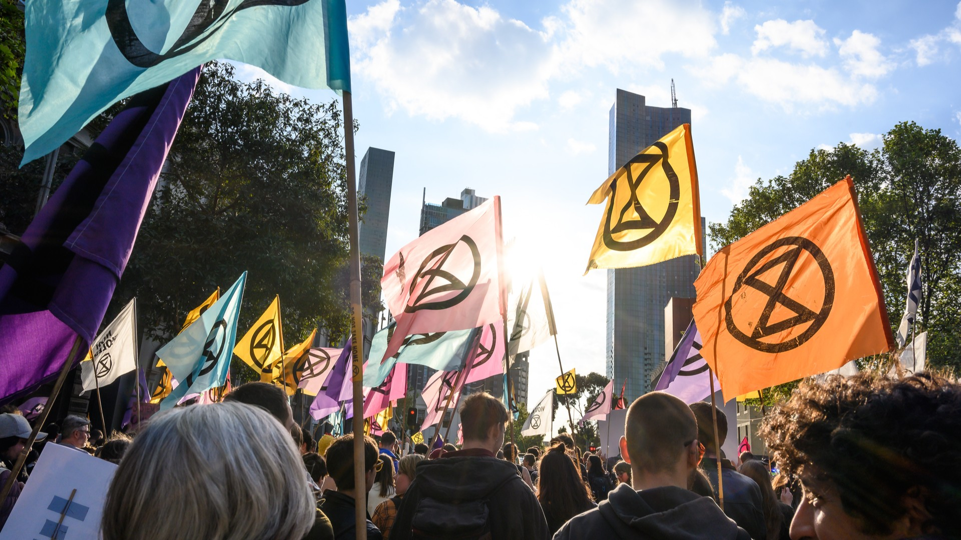 Cosa chiedono quelli di Extinction Rebellion