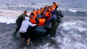 Soccorsi nel Mar Mediterraneo